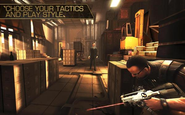 Deus Ex The Fall Game Android Free Download