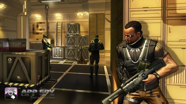 Deus Ex The Fall Game Ios Free Download