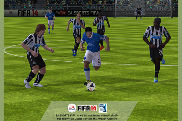FIFA 14 Game Ios Free Download