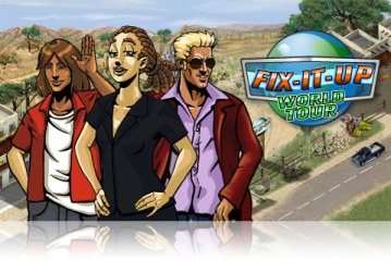 Fix it up World Tour Game Ios Free Download