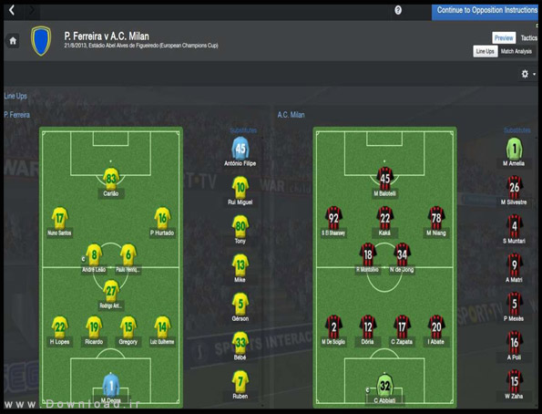 football manager 2014 android free download