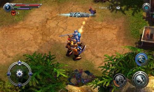 M2 War of Myth Mech Game Android Free Download
