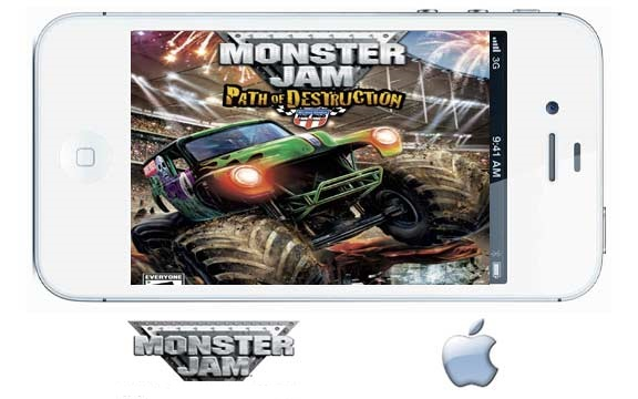 Monster Jam Game Ios Free Download