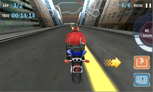 Speed City Moto Game Android Free Download