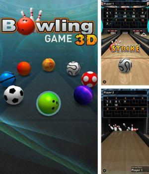 3D Bowling Game Android Free Download