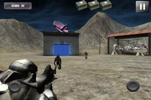 Astro War Soldier Game Android Free Download
