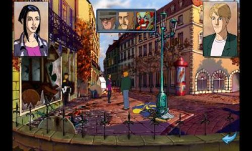 Broken Sword 5 Game Android Free Download