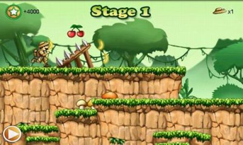 Forest Runner Game Android Free Download