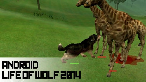 Life Of Wolf 2014 Game Android Free Download