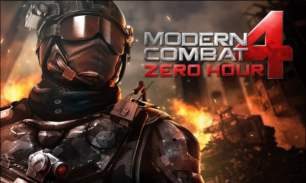 Modern Combat 4 Zero Hour Game Android Free Download
