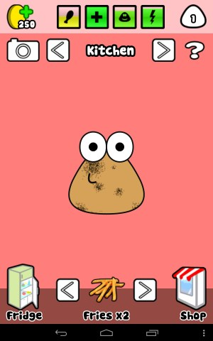 Pou Game Android Free Download