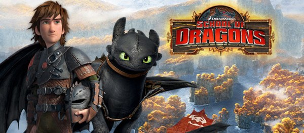 School Of Dragons Game Android Free Download