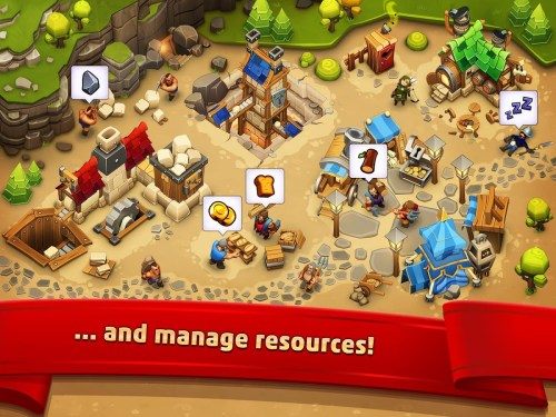 Shadow Kings Game Android Free Download