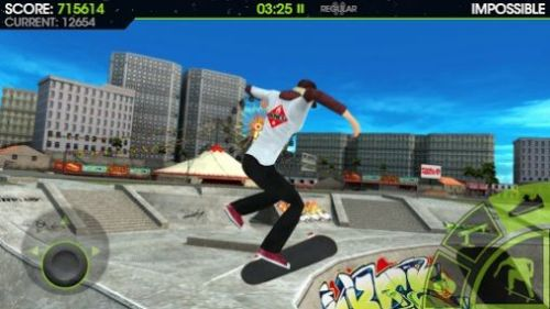 Skateboard party 2 Game Android Free Download