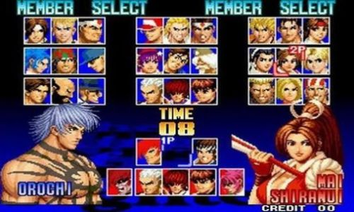 The King Of Fighters 97 Game Android Free Download