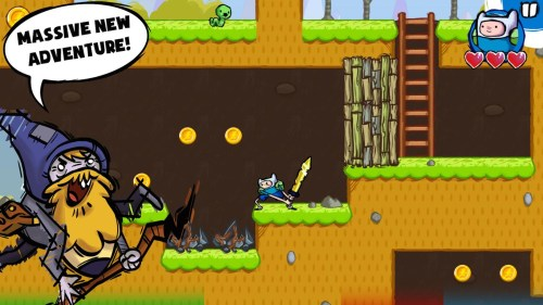 Adventure Time Game Wizard Game Android Free Download
