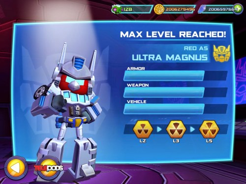 Angry Birds Transformers Game Ios Free Download