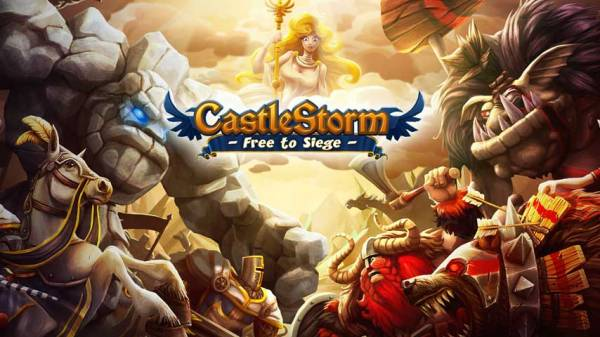 CastleStorm Free to Siege Game Android Free Download