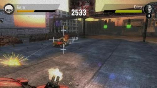 Death Race v3 Game Ios Free Download