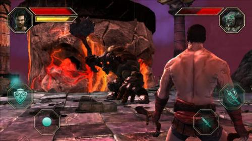 Godfire Rise of Prometheus Game Android Free Download