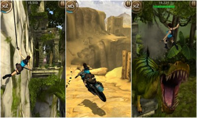 Lara Croft Relic Run Game Android Free Download