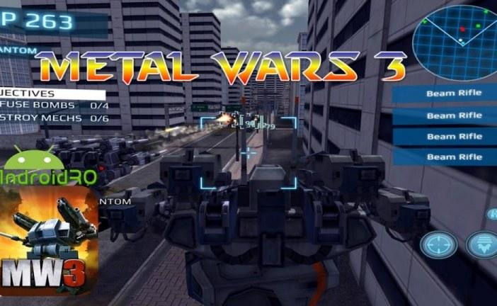 MetalWars 3 Game Android Free Download