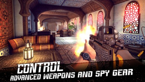 Mission Impossible RogueNation Game Ios Free Download