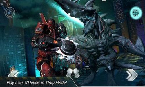 Pacific Rim Game Android Free Download