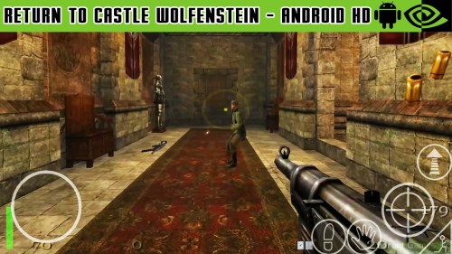 Return To Castle Wolfenstein Game Android Free Download