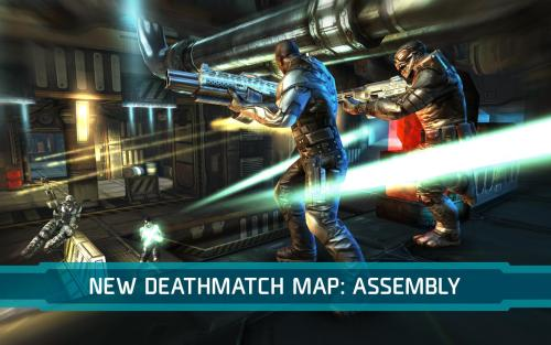 SHADOWGUN DeadZone Game Android Free Download