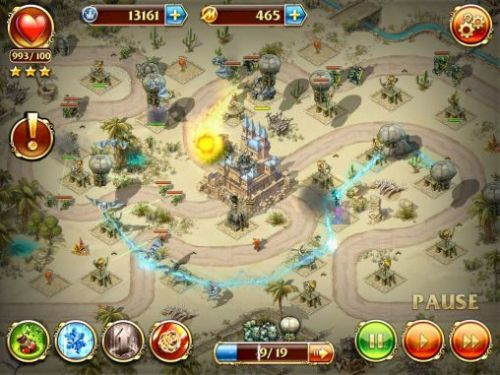 Toy Defense 3 Fantasy Game Android Free Download