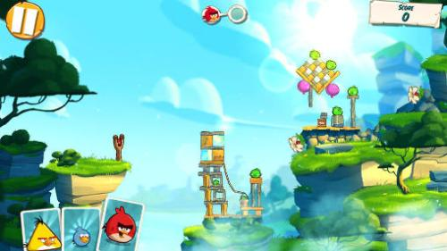 Angry Birds 2 Game Android Free Download