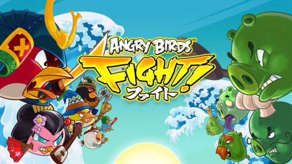 Angry Birds Fight RPG Puzzle Game Android Free Download