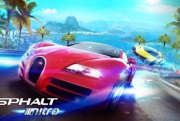 Asphalt Nitro Game Android Free Download