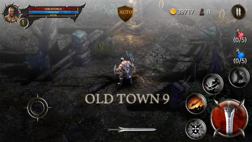 BloodWarrior Game Android Free Download