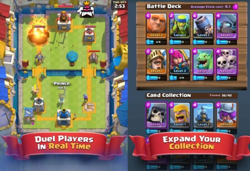 Clash Royale Game Android Free Download