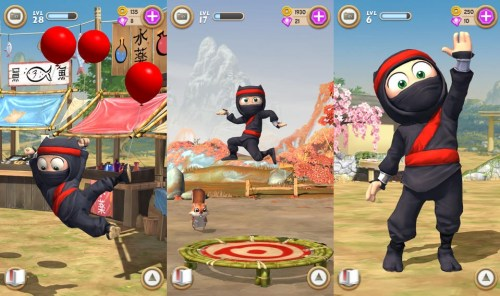 Clumsy Ninja Game Android Free Download