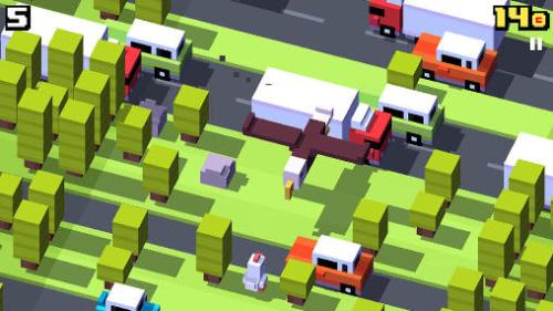 Crossy Road Game Android Free Download