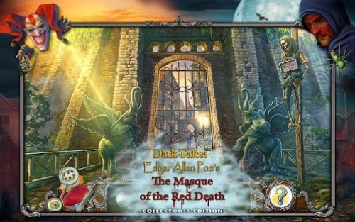 Dark Tales 5 The Red Mask Game Android Free Download