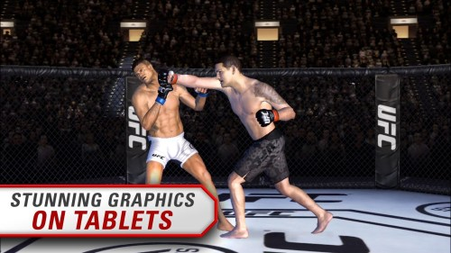 EA Sports UFC Game Android Free Download
