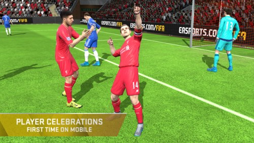 FIFA 16 Ultimate Team Game Ios Free Download