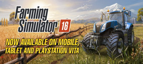Farming Simulator 16 Game Android Free Download