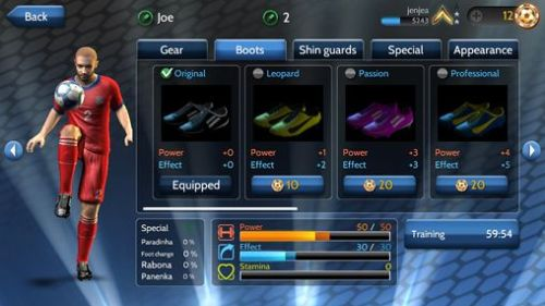 Final kick Game Ios Free Download
