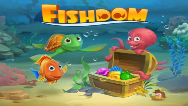 Fishdom Deep Dive Game Ios Free Download