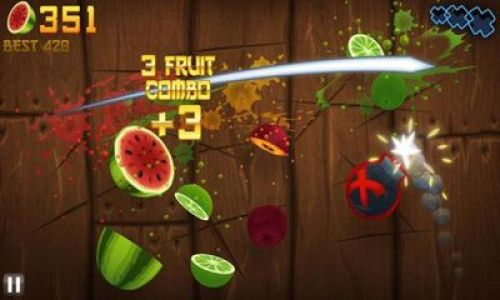 Fruit Ninja Game Android Free Download