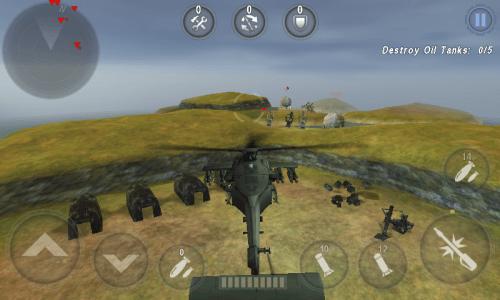 GUNSHIP BATTLE Game Android Free Download