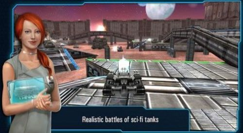Iron Tanks Game Android Free Download