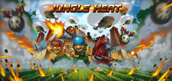 Jungle Heat Game Android Free Download