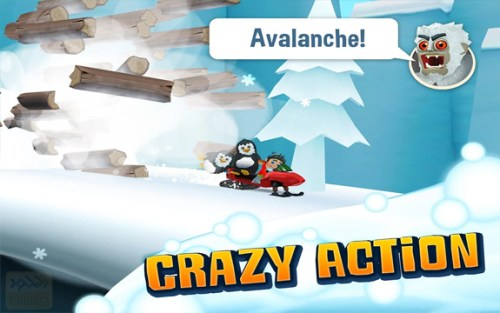 Ski Safari 2 Game ios Free Download