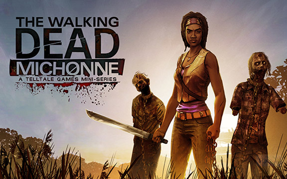 The Walking Dead Michonne Apk + Mod + OBB download - Revdl